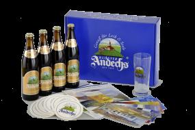 """Geschenk-Paket """"Andechser Doppelbock Dunkel"""""""